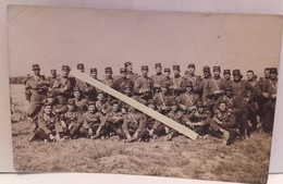 1900 1914 Chaligny 153 Eme Régiment D'infanterie Meurthe Et Moselle Poilus Tranchées 1914 1918 1wk WW1 1cph - Guerre, Militaire
