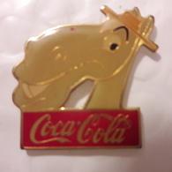 PINS  7 NAINS /CYRIL / COCA COLA A VOIR - Disney