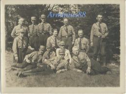 NSDAP - Gau Hamburg - Kreis I - Ortsgruppe Langenhorn - Politische Leiter - 1934 - Guerre, Militaire