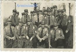 NSDAP - Gau Hamburg - Kreis I - Ortsgruppe Langenhorn - Politische Leiter - Stützpunktleiter - 1934 - Guerre, Militaire
