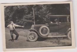 Photo Automobile Vers 1926 - Automobiles