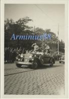 NSDAP - Gau Hamburg - Adolf Hitler In Hamburg Am 17. August 1934 - Mercedes Nr : IIA 19357 - Guerre, Militaire