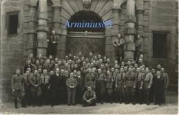 NSDAP - Gau Hamburg - Kreis I - Ortsgruppe Langenhorn - Kreisleiter - In Kulmbach, Plassenburg, Christiansportal, 1934 - Guerre, Militaire