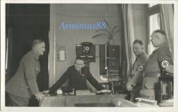 NSDAP - Gau Hamburg - Kreis I - Ortsgruppe Langenhorn - Kreisleiter, Ortsgruppenleiter & Kreis-Stellenleiter - 1934 - Guerre, Militaire
