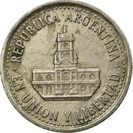 Monnaie, Argentine, 25 Centavos, 1994, TB+, Copper-nickel, KM:110a - Argentine