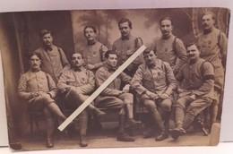 1916 1918 Dragons 9 Eme Régiment Meaux Médaillés Croix De Guerre 1914 1918 1wk WW1 1cph - Guerre, Militaire