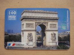 """Carte Prépayée Française """"INTERCALL"""" (utilisée Luxe). - France"""