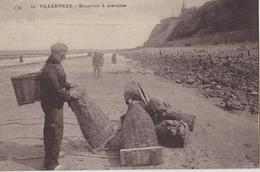 VILLERVILLE  Réservoir à Crevettes - Villerville