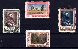 1948   Russie,  Peintre Chichkine, 1211 / 1217**, Cote 70 €, - 1923-1991 URSS