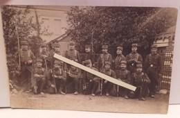 1914 Sénécourt Leblanc 68 Eme Régiment D'infanterie Louis Lapointe 1WK  1914 1918 1wk WW1 1cph - Guerre, Militaire