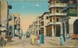 61-701 Egypt - Port-Saïd