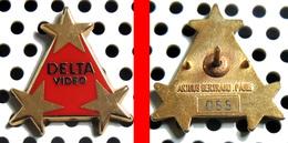 Arthus Bertrand : DELTA VIDEO éditeur De Films K7 Et DVD Numéroté 055 - Arthus Bertrand