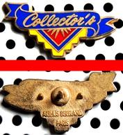 Arthus Bertrand : Le Logo De La Série De Livres Consacrés Aux Collections - COLLECTOR'S - Arthus Bertrand