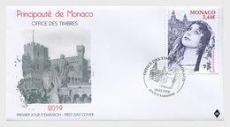 Monaco - Postfris/MNH - FDC Operazangers, Geraldine Farrar 2019 - Ongebruikt