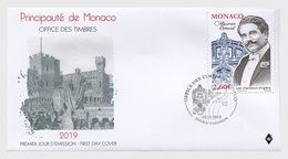 Monaco - Postfris/MNH - FDC Operazangers, Maurice Renaud 2019 - Ongebruikt