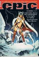 Epic N°3: L'odyssée De La Metamorphose De Jim Starlin Howard Chaykin Pepe Moreno - Humour