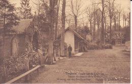 Tieghem- Station Du Chemin De La Croix - Anzegem