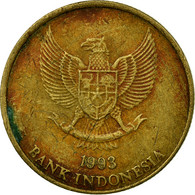 Monnaie, Indonésie, 50 Rupiah, 1993, TB+, Aluminum-Bronze, KM:52 - Indonésie