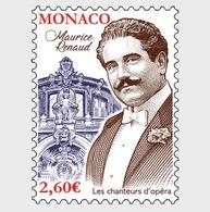 Monaco - Postfris/MNH - Operazangers, Maurice Renaud 2019 - Ongebruikt
