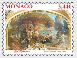 Monaco - Postfris/MNH - Kunst, Les Naiades 2019 - Ongebruikt