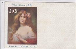 PUBLICITE COLLECTION  JOB / ASTI 1899 /  SERIE 1910 - Publicité