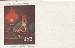 PUBLICITE COLLECTION  JOB /  GRANER 1898 /  SERIE 1910 - Publicité