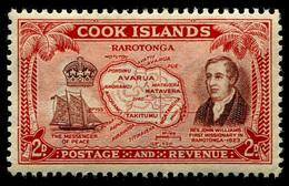 1949 Cook Islands - Cook