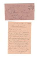 SS Feldpost - KZ KL Mauthausen Nach Eckernförde - August 1944 - Storia Postale