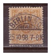DR: 1898, Nr. 45ca, Gestempelt - Deutschland