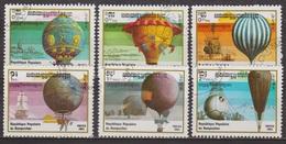 Aérostaton, Ballons Libres - KAMPUCHEA - Montgolfière, Ville D'Orléans, Hydrogène, Blanchard, Polaire, Sratosphère 1983 - Kampuchea