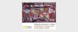 Montenegro - Postfris/MNH - Kunst In Montenegro 2019 - Montenegro