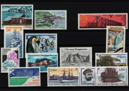 TAAF Année Complète 2003 Timbres Neufs ** - French Southern And Antarctic Territories (TAAF)