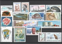 TAAF Année Complète 2005 Timbres Neufs ** - French Southern And Antarctic Territories (TAAF)