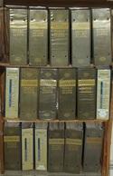 Grosse Collection Tous Pays En 17 Très Gros Albums Pleins De Timbres-poste De 1860 à 1970; 108.000 Timbres Different - Timbres
