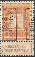 8S-240: N° 2185  A: TOURNAI 1913 DOORNIJK - Voorafgestempeld