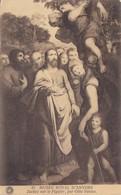 Cpa 2 Scans Anvers Musée Royal - Zachée Sur Le Figuier Par Otto Venius - Antwerpen