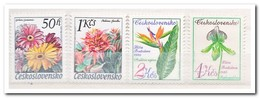 Tsjechoslowakije 1980, Postfris MNH, Flowers - 1921-... République