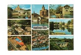Montmorillon Vallée De La Gartempe - Montmorillon