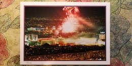 KAZAKHSTAN. ALMATY Capital.  Basic View  - Modern Postcard - Kazakhstan