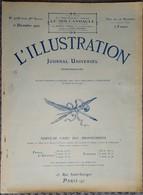 L'Illustration 4058 11 Décembre 1920 Monument Tranchée Des Baïonnettes/Armée Wrangel/Avalanche Mont-Blanc/Côte D'Ivoire - L'Illustration