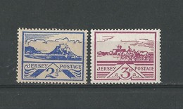 Jersey, Occupation Allemande: 6 Et 8 ** - Jersey