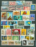 New Caledonia  WYSIWYG  LOT Of 40 Incl 5 SETS.views Animals Flowers More.MNH Cat.$85 WYSIWYG  A04s - New Caledonia