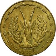 Monnaie, West African States, 5 Francs, 2005, Paris, SUP - Côte-d'Ivoire