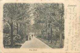 LOWESTOFT, THE PARK POSTED IN 1904 ~ A VINTAGE POSTCARD #87308 - Lowestoft