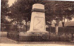 2491 Foëcy - Le Monument Aux Morts - France