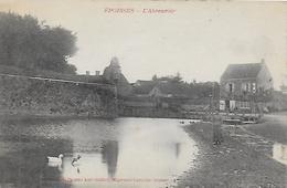 21)   EPOISSES  -  L'  Abreuvoir - Andere Gemeenten
