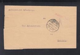 Dt. Reich Gebühr Bezahlt Lüneburg 1923 - Deutschland