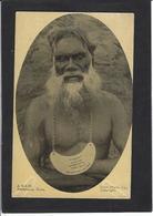 CPA Australie Australia Aborigène Non Circulé Roi - Aborigènes