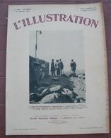 L'ILLUSTRATION N° 4638 - 23 Janvier 1932 Titre Du N° Pacification Marocaine, Préliminaires à L'occupation Du Tafilalet - Journaux - Quotidiens