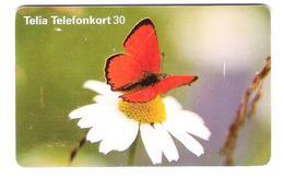 Sweden - Butterfly - Schmetterling - Suède